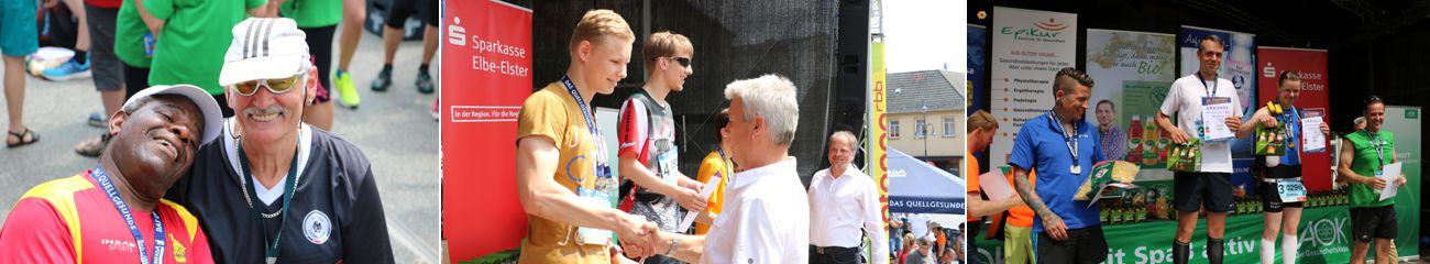 40. Elsterlauf am 27. Mai 2018 in der Kurstadt Bad Liebenwerda
