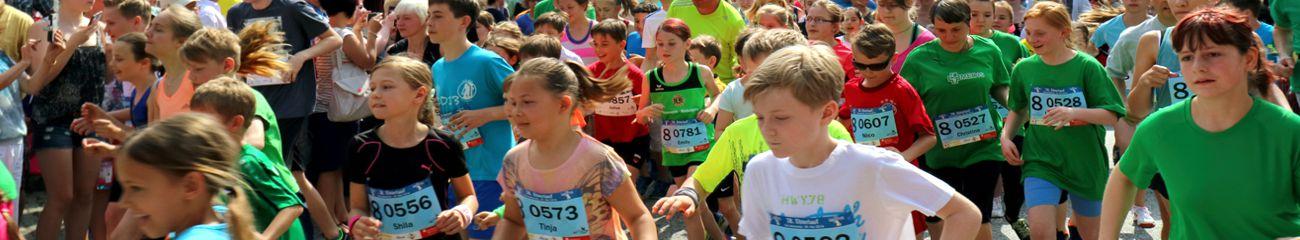 39. Elsterlauf am  21. Mai 2017 in der Kurstadt Bad Liebenwerda